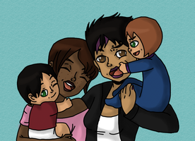 BH6: Aren't they cute? by protonoodle