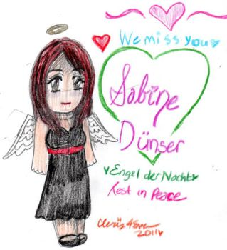 Sabine: Always Remembered by cleris4ever