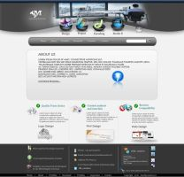 Design Studio About Page by imediacreatives