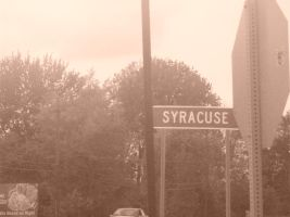 .__Syracuse. by Roo-Photography