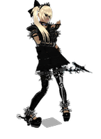 My first fully IMVU outfit... by Smufflez