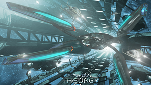 Drydock, Year 2377   Star Trek: Theurgy by Auctor-Lucan