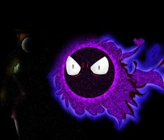 gastly of the old chateau by Shadow-Pikachu6