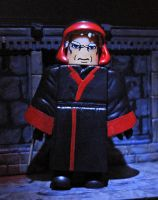 Jigsaw (Saw) Custom Minimate by luke314pi