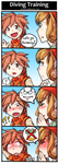 Story of Seasons Comic: Diving Training by Sanoshi