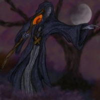 Necromancer Coloured by Canada-Guy-Eh