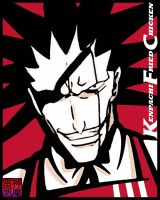 Spoof: Kenpachi Fried Chicken by TheALVINtaker