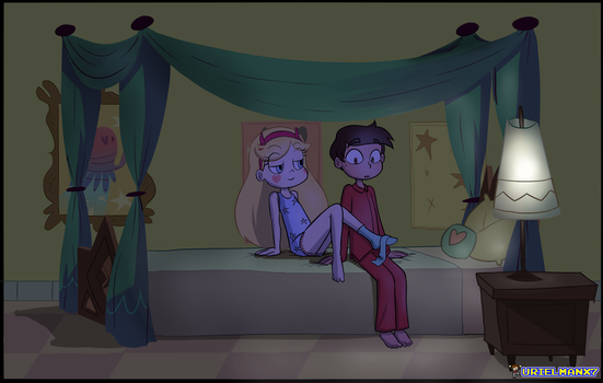 Star and Marco COMMISSION # 1 by UrielManX7