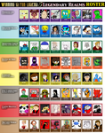 T5 ROSTER by simpleCOMICS