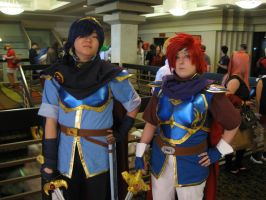 Fire Emblem Cosplay by Leap207