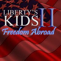 Liberty's Kids: Freedom Abroad by HeroMewtwo