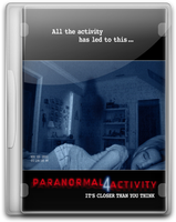 Paranormal Activity 4 by Movie-Folder-Maker