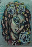 Day of the Dead II by SidneyRoberts