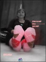 chaussette-socks-Feet-Angy-ML-05 by Chaussette-Coolsocks