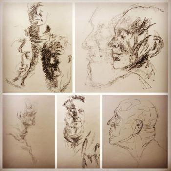 collection of a few sketches by ATCdW