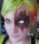 special effects: blind eye make-up by buriedInOblivion