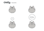 Chatty #10 by Daieny