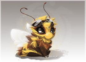 Bumble Bee: Warm-up by Neverjay
