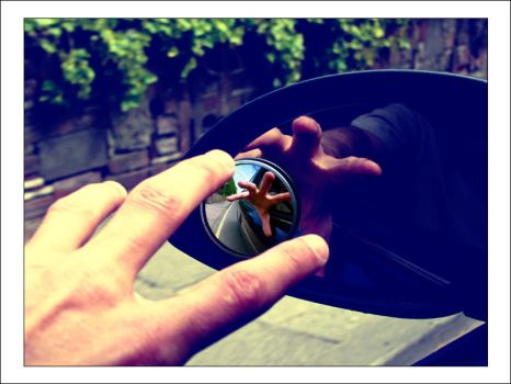 Wing Mirror by tobyct