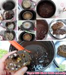 Vegan RED BEAN CAKE and soup by Doll1988