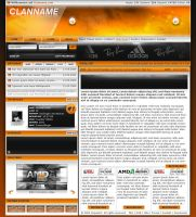 CryX Clan Template SOLD by ImpactoX