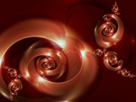 Blooming Jewels - Maegelet by Ultra-Fractal
