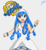 Squid Girl by CompellingDesire