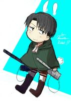 Levi Rabbit by Esha-R