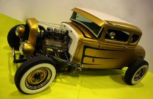 1930 Ford Coupe by Joschi518