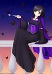 Commission: Seirina Viatole by padfootlet