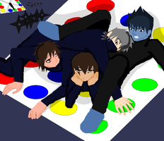Ninja Twister by moranagon