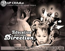 Education Provides Direction by osyr