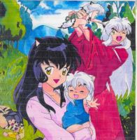 InuYasha Family by DebyBee