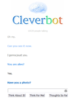 Clever bot again by TheIndianaCrew