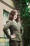 Peggy Carter by silverwolfieofficial