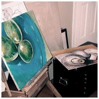 Still Life Paintings by lavonia