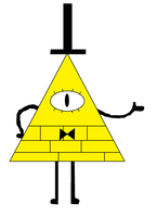 Bill Cipher by Toongirl18