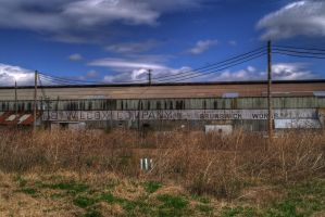 Abandoned Warehouse HDR by Soulkreig