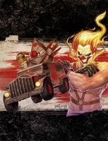 Twisted Metal by kidchuckle