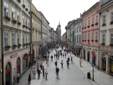 Cracow  Main Street by thephotogeek1996