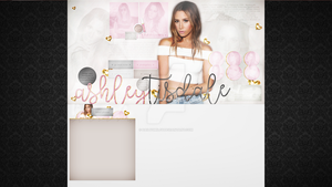 Ordered design (ashleytisdale.blog.cz) by dailysmiley