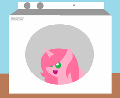 Amy Alicorn: Washing Machines! by icefatal
