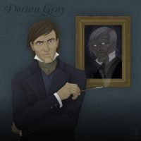 Dorian Gray by mscorley