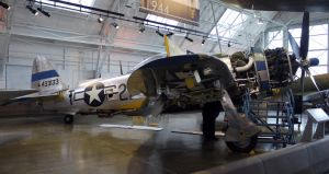 P-47 Dismantled by shelbs2