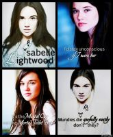 TMI official casting: Isabelle Lightwood by Anichu90v2