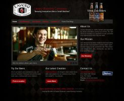 Brewing Company Concept by DeFined04