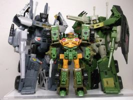 The Wreckers by forever-at-peace