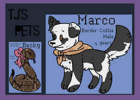 TJ's MAIN pets by HeIIHound