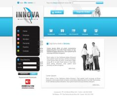 Innova Web Site by buioaloha
