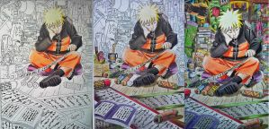 Naruto Shippuden Step by Step by Ronstadt